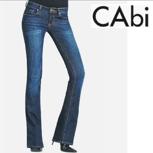 CAbi Style 511R Boot Cut Jeans